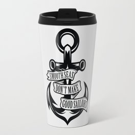 Smooth Seas Travel Mug