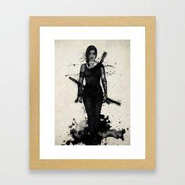Onna Bugeisha Framed Art Print
