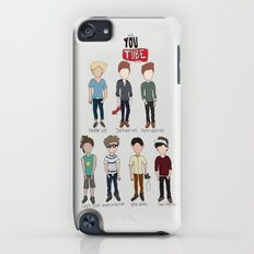 Youtube Boys  iPod touch Slim Case