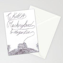 To Kill A Mockingbird Stationery Cards