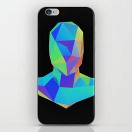 Bust iPhone Skin