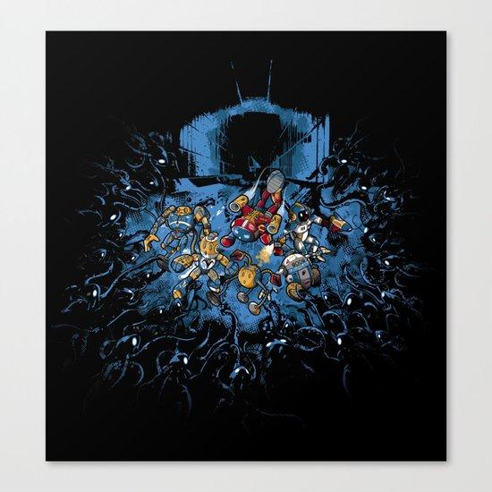 NEREYD 303 Canvas Print
