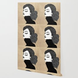 Hepburn Wallpaper