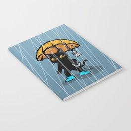 Rainy day Notebook