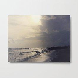 Bali Life Metal Print
