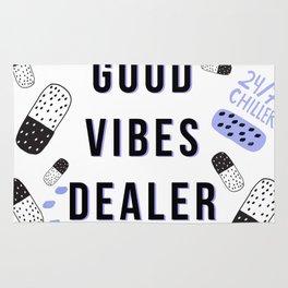 Good Vibes Dealer 24/7 Chiller Rug