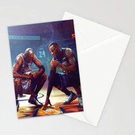 Lebron Jordan Ko-be Memorial Glossy Poster Stationery Cards