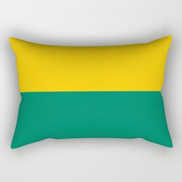 Flag of the Hague Rectangular Pillow