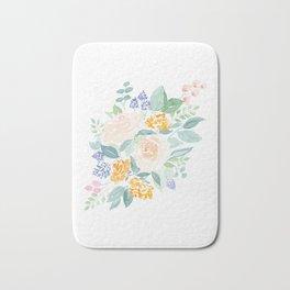 I Never Promised You a (Mini) Rose Garden Bath Mat