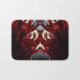 Erode (color)  Bath Mat