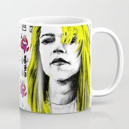 Sonic Kim Goddess Coffee Mug