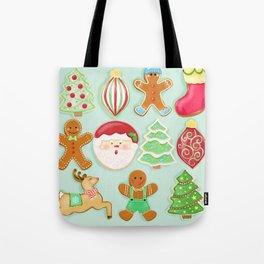 Baking Christmas Bright Tote Bag