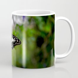 Butterfly Small Coffee Mug