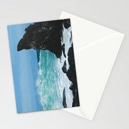 Keanae Maui Hawaii Pacific Ocean Coastal Waves Stationery Cards