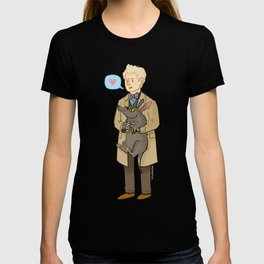 Good Omens- The Ineffable Couple T-shirt