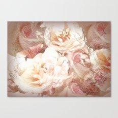 Vie en rose Canvas Print