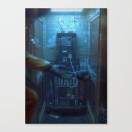 52Hz III Canvas Print