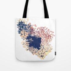 Datadoodle Splash Tote Bag