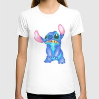 lilo and stitch T-shirts featuring Stitch by Kailan Harris (TheLonelyZero)