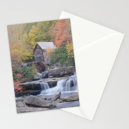 Almost Heaven Grist Mill Stationery Cards