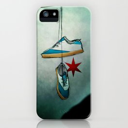 Chicago* iPhone Case