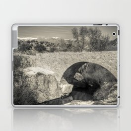 Medieval bridge #2 Laptop & iPad Skin