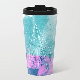 BLUE MOON FALL Travel Mug