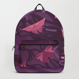 Butterflies in my hair Backpack