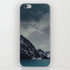 Lake Louise Winter Landscape iPhone Skin