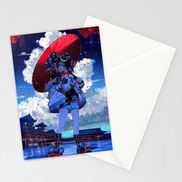 Sei Shōnagon Stationery Cards