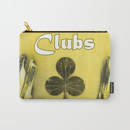 Clubs Suit Carry-All Pouch