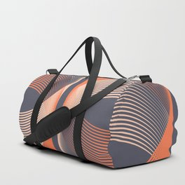 Double Cylinder Duffle Bag