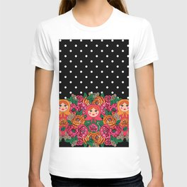 Russian Doll T-shirt