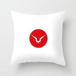 Code Geass   Justice will prevail (logo version) Throw Pillow