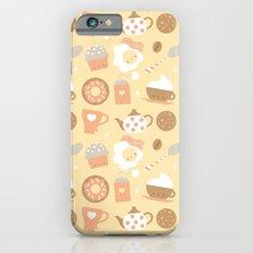 Breakfast at Juice's Slim Case iPhone 6s