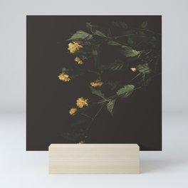 Yellow Night Mini Art Print