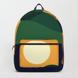 Sunset Lake Backpack