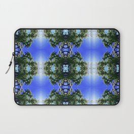 Hoola Tree Photography by Cecilia Lee Nature + Garbage Laptop Sleeve