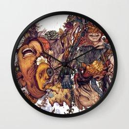 seam imaginations No.2 Wall Clock
