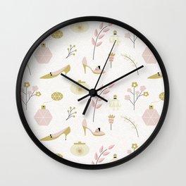 women's secret Wall Clock