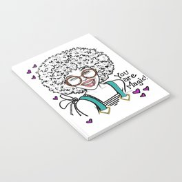 #STUKGIRL LUCIELLE Notebook