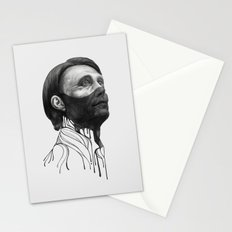 Hannibal Lecter Stationery Cards