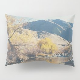down by the river ... Pillow Sham