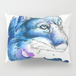 Celestial Fox Pillow Sham