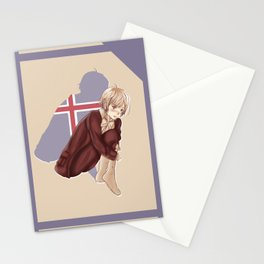 Aph Iceland Illustration Stationery Cards