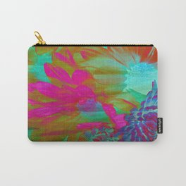 Floral Fantasy 2 Carry-All Pouch