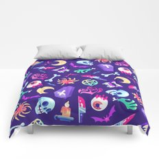 Horroriffic! Comforters