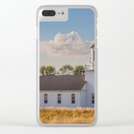 Trinity Lutheran Church 23 Clear iPhone Case