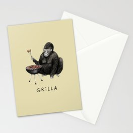 Grilla Stationery Cards
