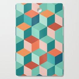 Abstract Geometric Pattern 03 Cutting Board